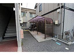 セーヌB棟[201号室]の外観