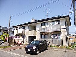 シャンドフレール黒埼B[201号室]の外観