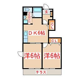 【敷金礼金0円!】バス ****駅 バス 団地東下車 徒歩5分