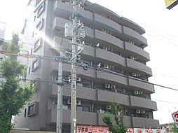 鹿児島県鹿児島市谷山中央1丁目の賃貸マンションの外観