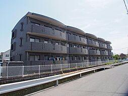 鹿児島県鹿児島市中山町の賃貸マンションの外観