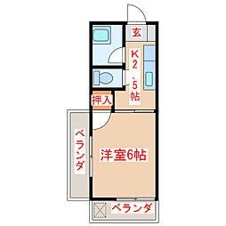 谷山駅 2.8万円