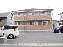 鹿児島市電1系統 谷山駅 バス13分 入来下車 徒歩3分の賃貸アパート