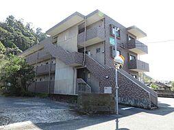 鹿児島県鹿児島市喜入町の賃貸マンションの外観
