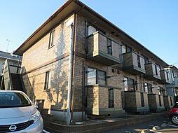 鹿児島県鹿児島市桜ヶ丘5丁目の賃貸アパートの外観