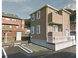 鹿児島県鹿児島市自由ヶ丘1丁目の賃貸アパートの外観