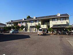 鹿児島県鹿児島市上福元町の賃貸アパートの外観