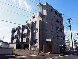 鹿児島県鹿児島市谷山中央4丁目の賃貸マンションの外観