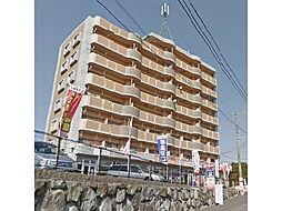 鹿児島県日置市伊集院町徳重の賃貸マンションの外観
