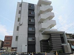 鹿児島県鹿児島市東谷山4丁目の賃貸マンションの外観