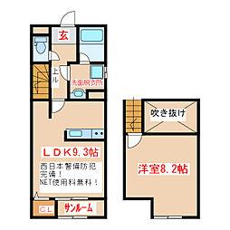 谷山駅 5.1万円