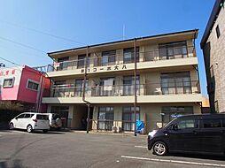 鹿児島県日置市伊集院町徳重3丁目の賃貸アパートの外観