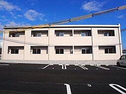 鹿児島県鹿児島市谷山中央1丁目の賃貸アパートの外観