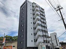 鹿児島市電1系統 笹貫駅 徒歩7分の賃貸マンション