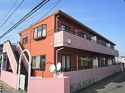 栗島マンション[103号室]の外観