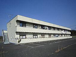 クニシンマンション[102号室]の外観