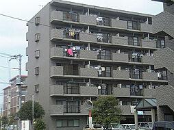 ベルシャイン竹原A・B棟[6階]の外観