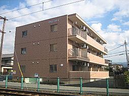 静岡県三島市大場の賃貸マンションの外観