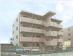 コルティーレ弐番館[4階]の外観
