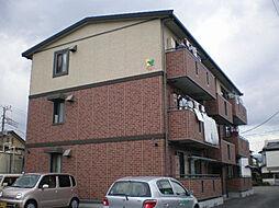 ヴィーブルK[1階]の外観