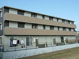 セジュール・ベル[2階]の外観