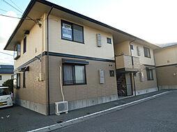 Twin HouseB[102号室]の外観