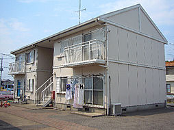 クレッセントヴィラA棟[1階]の外観