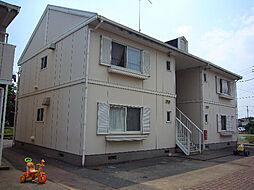クレッセントヴィラB棟[101号室]の外観