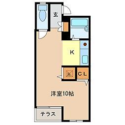 足利市駅 2.7万円