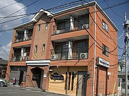 石川ハイツII[3階]の外観