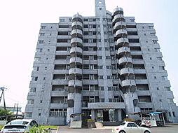 コミュニティツインタワーA[2階]の外観
