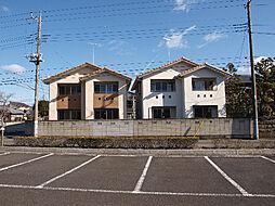 [テラスハウス] 栃木県足利市伊勢町4丁目 の賃貸【/】の外観