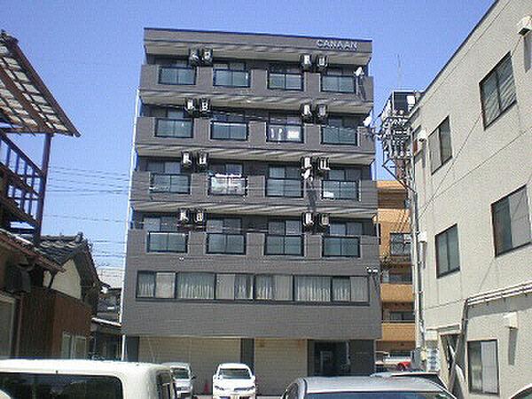 セイブ笹口[3階]の外観