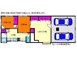 [一戸建] 新潟県新潟市中央区天明町 の賃貸【/】の間取り