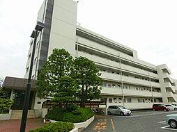 新潟県新潟市中央区高志2丁目の賃貸マンションの外観