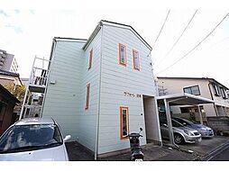 新潟県新潟市中央区東幸町の賃貸アパートの外観