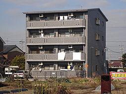 スプリングハイツ3[3階]の外観