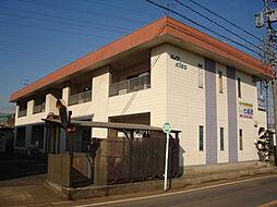 ハイツkiso[2階]の外観