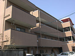ホープ堀田II[2階]の外観