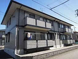 愛知県丹羽郡扶桑町大字高雄字北海道の賃貸アパートの外観