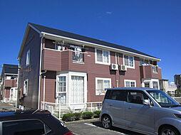 グリーンヒルTADA B[2階]の外観