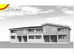 藍住町勝瑞アパートA[201号室]の外観