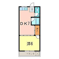 北安城駅 4.0万円