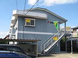 愛知県刈谷市泉田町山畑の賃貸アパートの外観