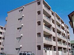 第二マンション鈴木B棟[1階]の外観