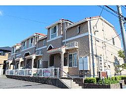 愛知県刈谷市半城土中町2丁目の賃貸アパートの外観