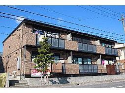 愛知県刈谷市泉田町折戸の賃貸アパートの外観