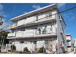 愛知県刈谷市高津波町1丁目の賃貸マンションの外観