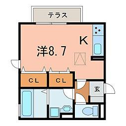 西尾口駅 6.0万円