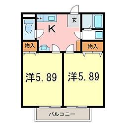 桜町前駅 4.5万円